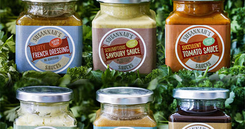 The Artisan Food Trail: Commended condiments
