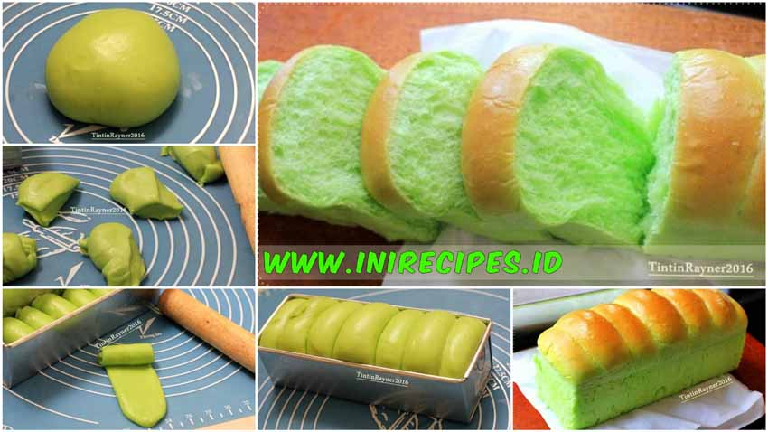Killer Toast Pandan Super Soft
