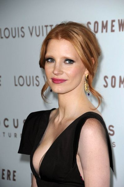 Jessica Chastain Biography And Photos