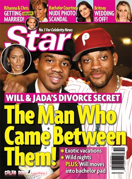Will Smith And Jada Having TROUBLE Because Of Will's Gay RELATIONSHIP With Duane Martin 1
