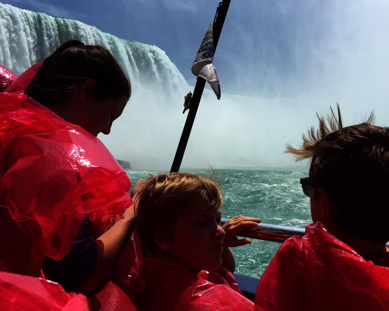 5 attractions à Niagara Falls à ne pas manquer avec les enfants