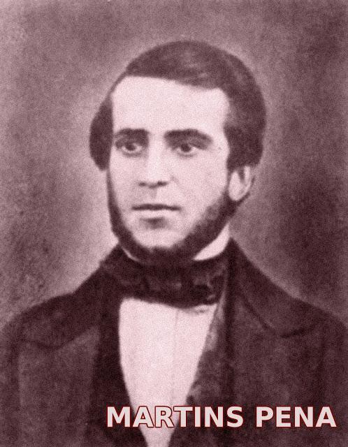 MARTINS PENA - 1815 /1848