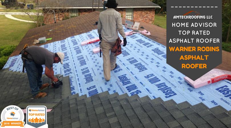 Warner Robins Roofing Provider Asphalt Shingles