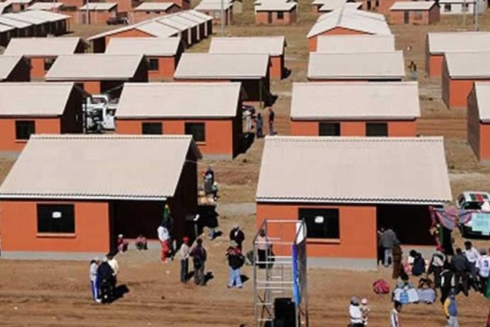 Resultado de imagen para BOLIVIA LA CONSTRUCCIÓN DE 23 MIL VIVIENDAS