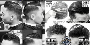 Cara Memilih Pomade yang Tepat Berdasarkan Jenis Rambut