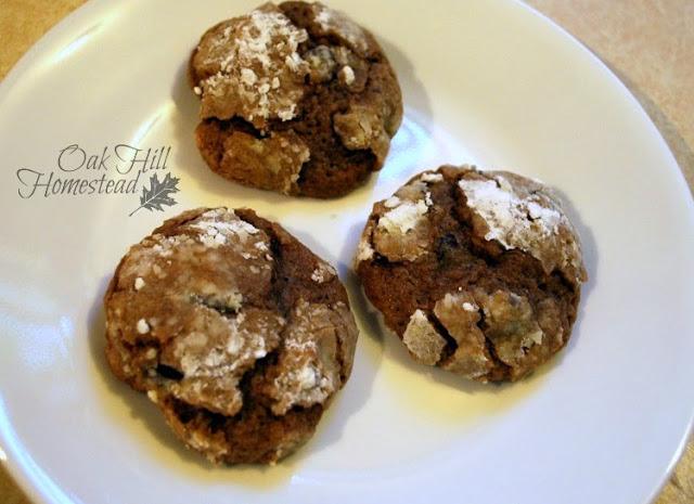 Organizing Christmas cookie recipes
