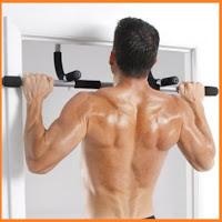 cara menambah tinggi badan dengan fitnes pull up bar