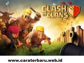 Instal Game Clash Of Clans APK Terbaru