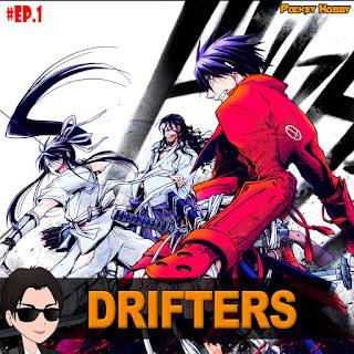 Impressões Semanais- Drifters Ep 1 - Pocket Hobby - www.pockethobby.com