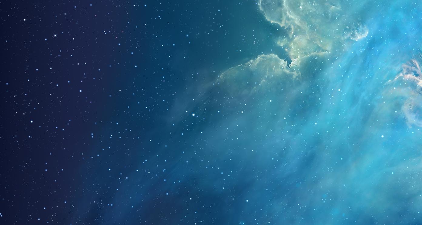 ios 7 nebula wallpaper hd - photo #11