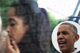 Malia Obama Smoking Pot Claims Video After Lollapalooza Twerking