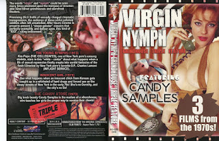 Virgin Nymph Grindhouse Triple Feature The Young Nymphs (1973)