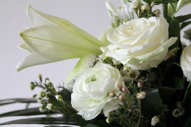 Weisse Blumen Flower Power Bloggers Blumen Wochenthema Jules kleines Freudenhaus