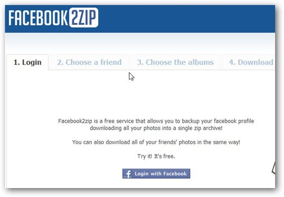 Download your facebook Friends Photo Albums in Minutes | ram
