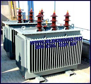 Transformatoare trifazate in ulei 250 kVA 20/1 kV etans , transformator 250 kVA , transformatoare ,trafo , fabrica transformatoare , producator ,  Elecmond Electric ,
