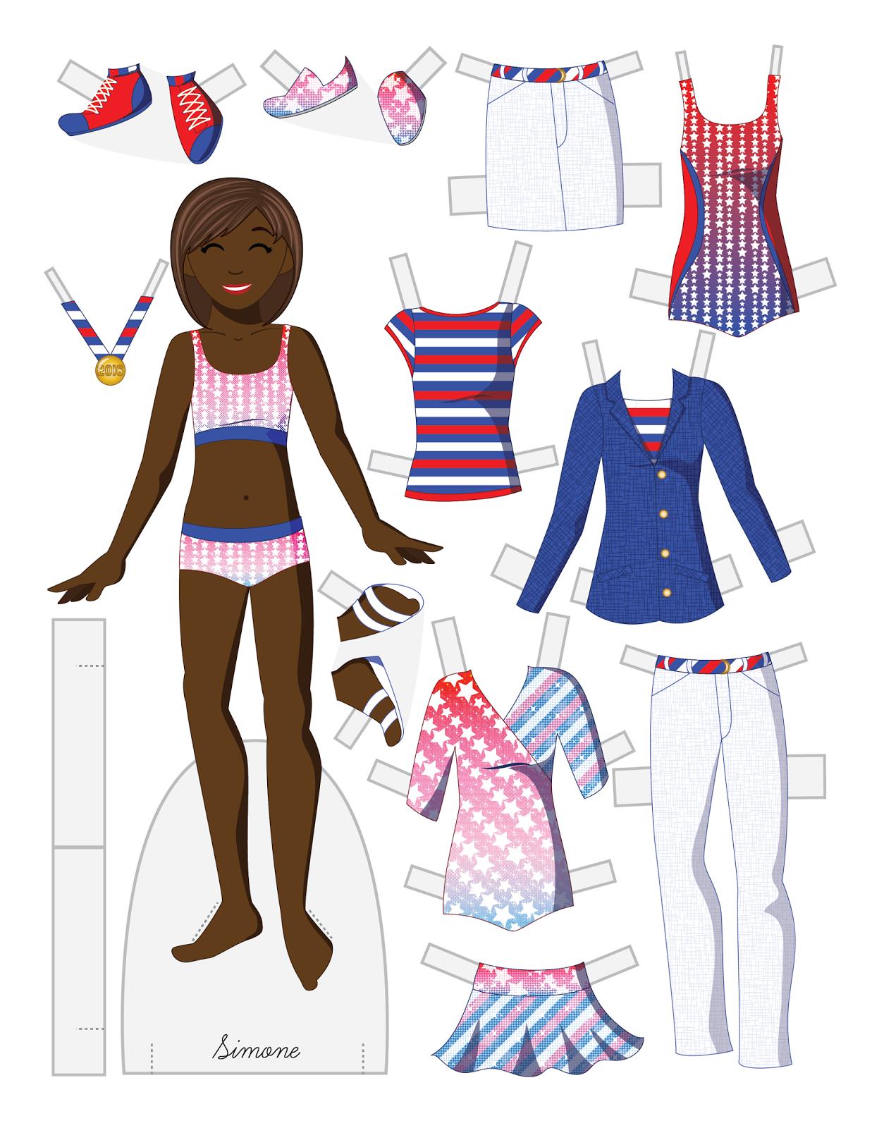 Paper Doll School Tween Fashion Friday Simone