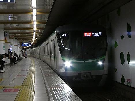 【ダイヤ改正で新登場!】急行 伊勢原行き16000系