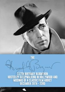 Ann S. Blyth's Blogathon for Humphrey Bogart