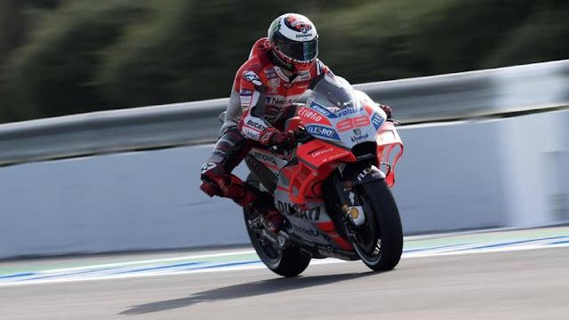 Tekad Lorenzo Kembali Bersaing di MotoGP Prancis