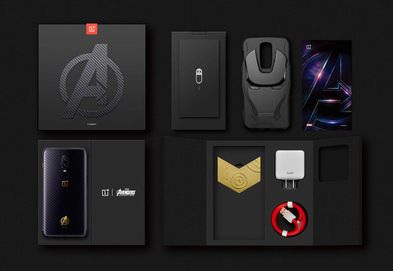 OnePlus Outs OnePlus 6 Avengers Edition!