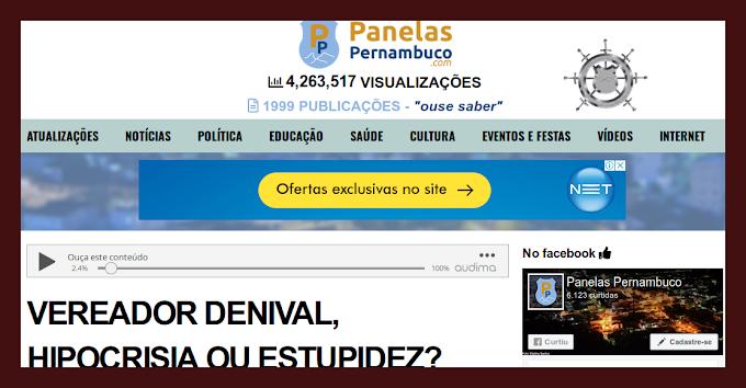 ARTIGO DE PIERRE CRÍTICAS A DENIVAL