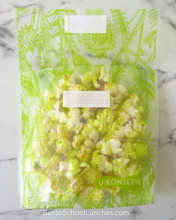 U Konserve reusable food kozy snack bag review