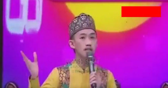 Video Ceramah Soal 'Pesta Seks' Ustad Syam Di TV Yang Bikin netizen Berang