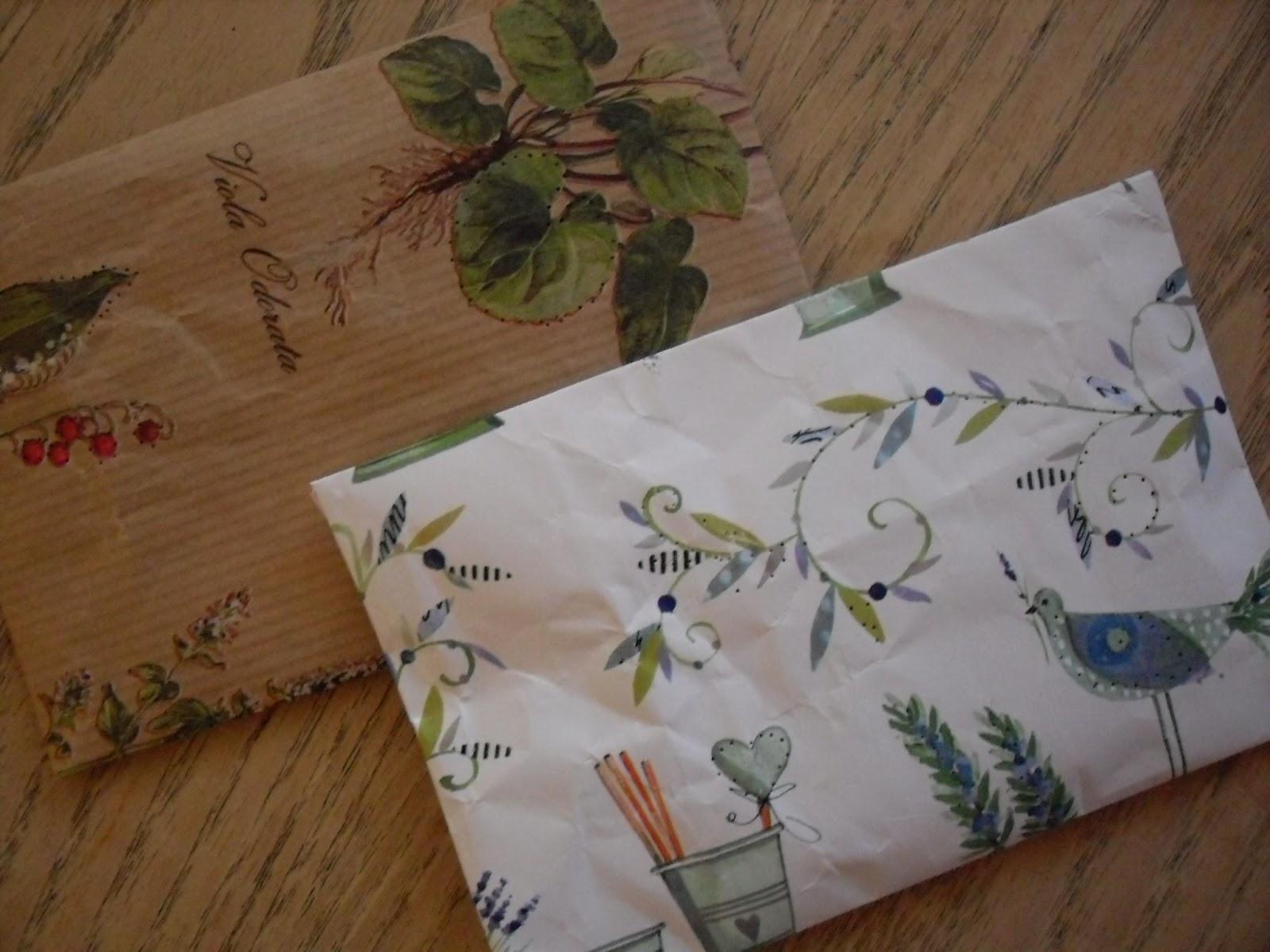 Le cose di mirtilla riutilizzare la carta da regalo usata for Cose in regalo usato
