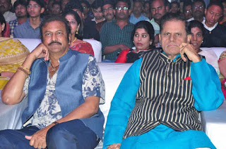 Who is behind Senior Hero's 40 Years hungama? | andhra news daily