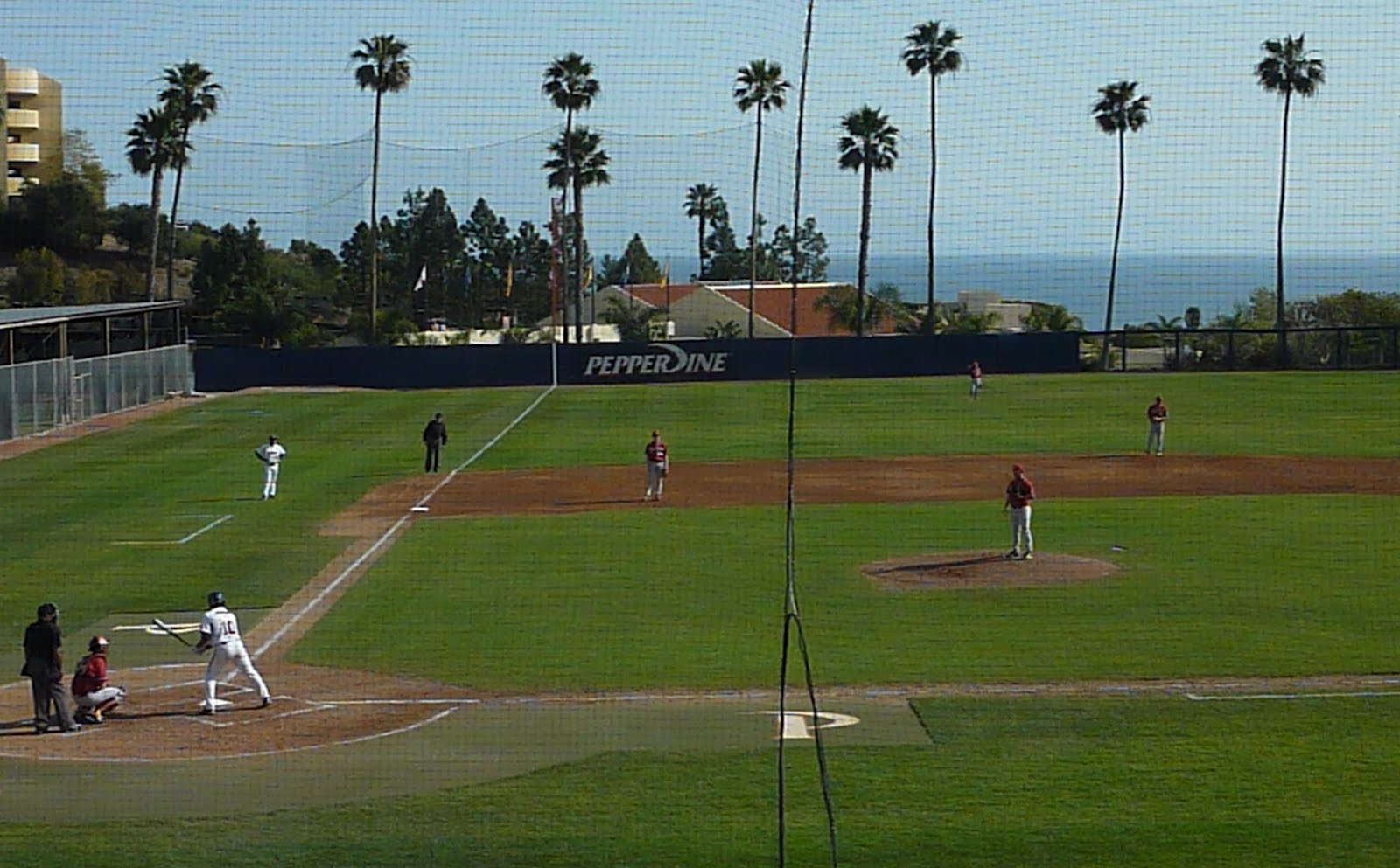 Sports Road Trips: USC Trojans 2 At Pepperdine Waves 7