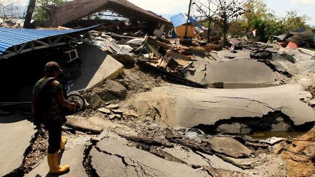 Apakah Gempa Bumi Dapat Dihentikan? Ini Yang Diajarkan Rasulullah Dan Umar