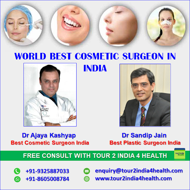 Excellence Cosmetic Surgery by Top Cosmetic Surgeons in India