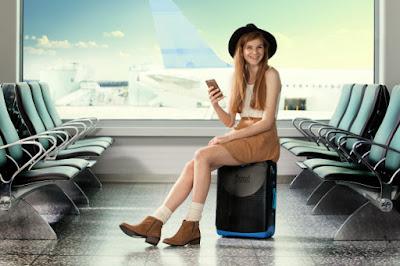 Jurni - carryon suitcase