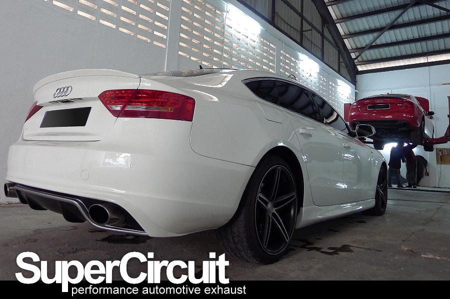 SUPERCIRCUIT Exhaust Pro Shop: March 2016