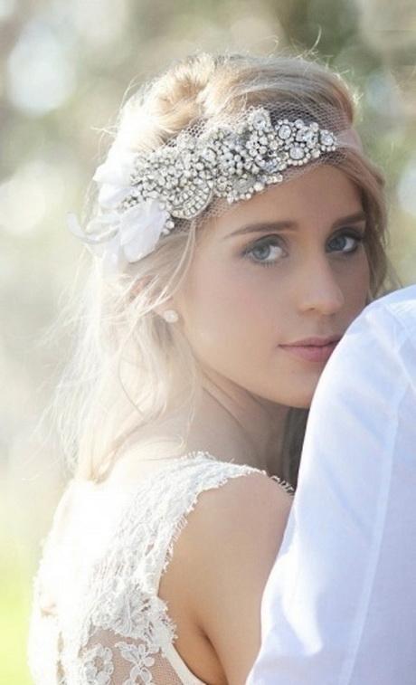 Tocado de novia fabuloso