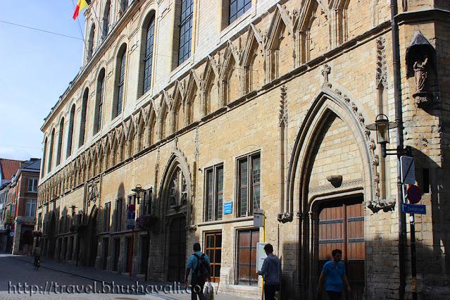 Cloth Hall Leuven Places to visit