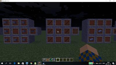 minecraft létra crafting