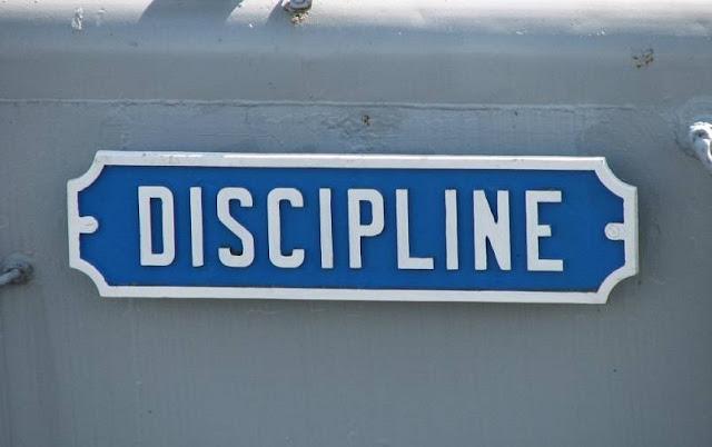 Disiplin dan Kerja Keras via jonstolpe.com