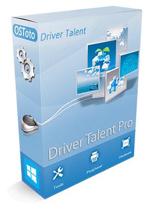 Driver Talent Pro Box Imagen