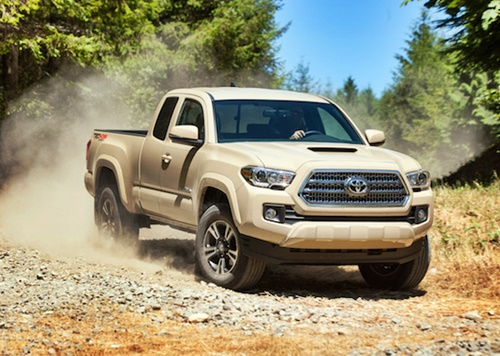 2016 Toyota Tacoma Limited Edition