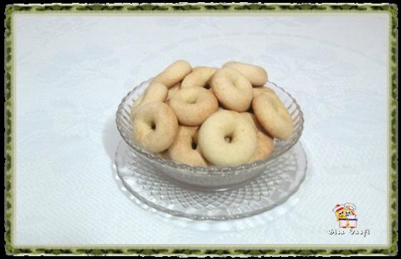 Biscoito de baunilha 1