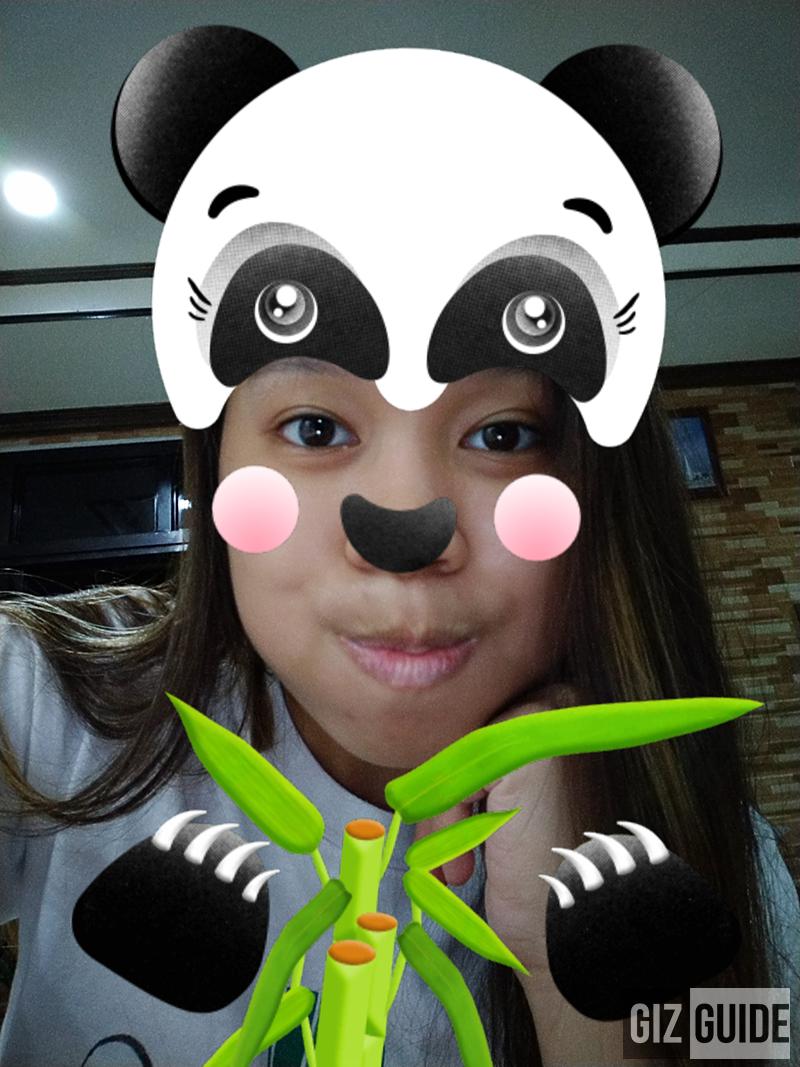 Panda sticker!