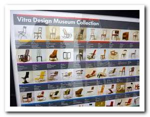 Vitra Design Museum Chair Poster