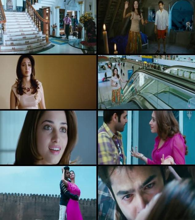 Endukante Premanta 2012 UNCUT Dual Audio Hindi 720p HDRip