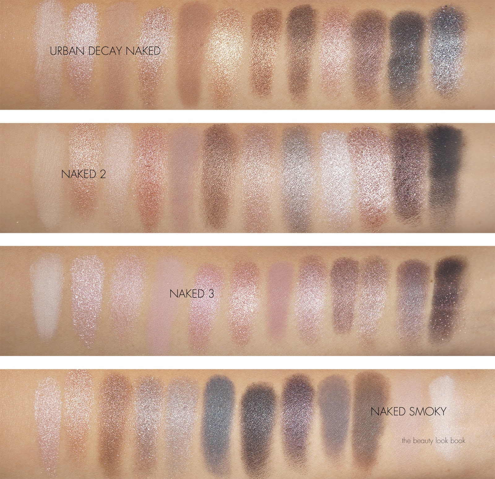 Naked2 Eyeshadow Palette by Urban Decay #14