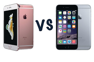 Apple iPhone 6S vs Apple iPhone 6