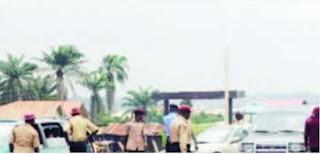 Driver kills FRSC official