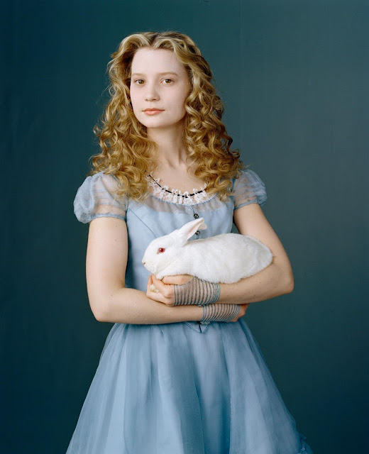 Alice In Wonderland Movie: Tech-media-tainment: Actresses Who Have Played Alice From