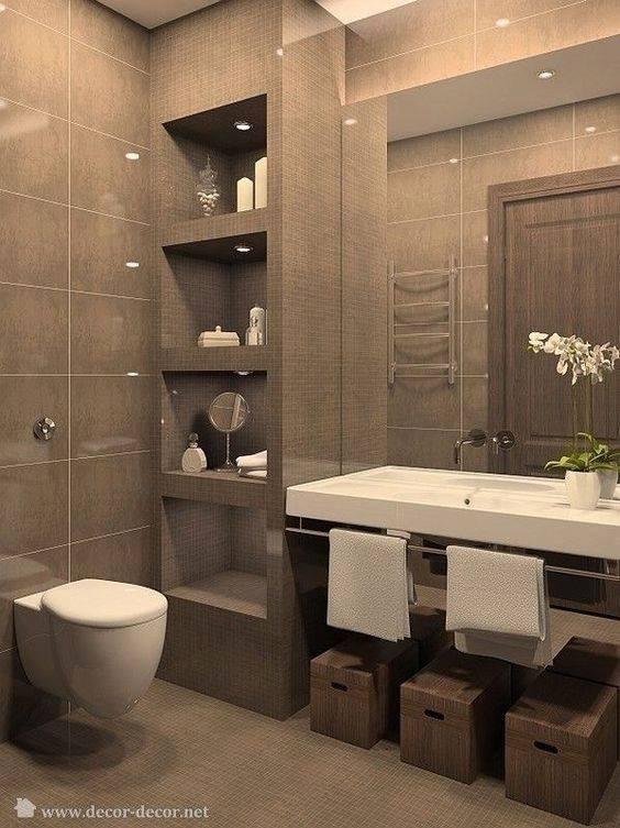 Modern Toilet Design Decor Units