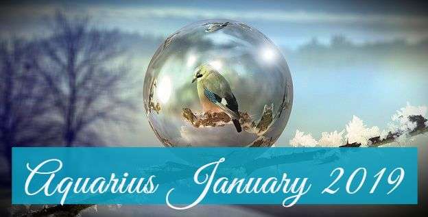 Aquarius Monthly January 2019